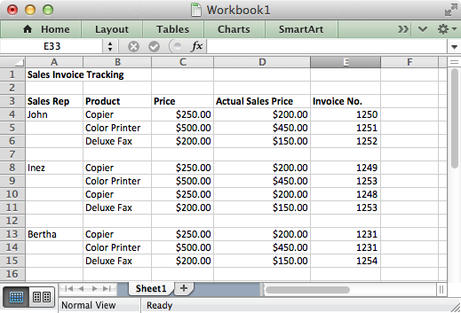 Prepare Excel Data for Import – How To Format A Spreadsheet